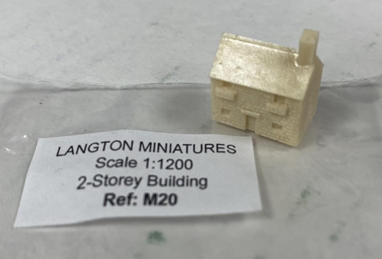 M20 2-storey bldg 14x18x14