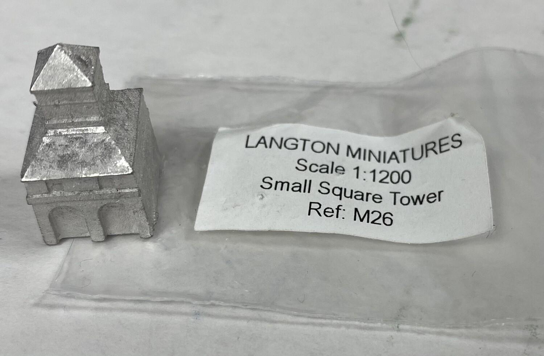 M26 Sm square tower 11x11x21