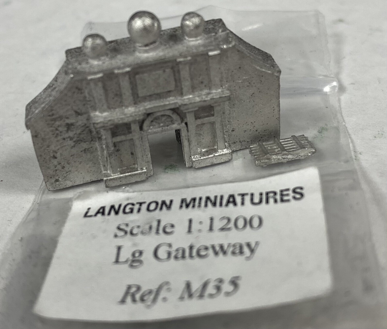 M35 Lg gateway (separate gate)