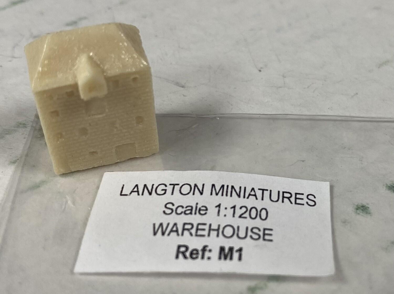 M1 Warehouse 14x9 h20mm