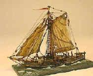 NNL15 British Gunboat kit