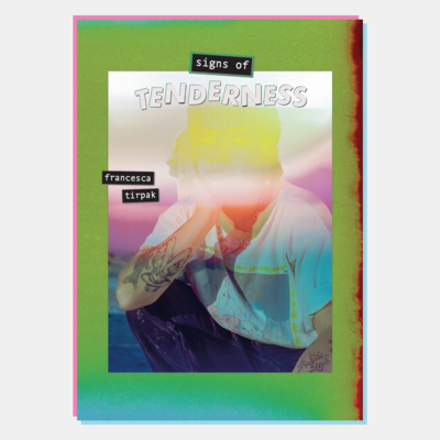 Pre-Order: Signs Of Tenderness - Photobook