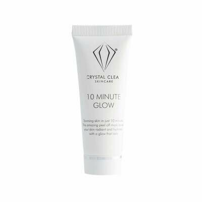 CRYSTAL CLEAR 10 MINUTE GLOW MASK - 25ml