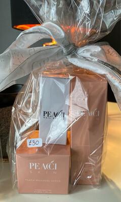 Peach Mani/Pedi Hydration Set