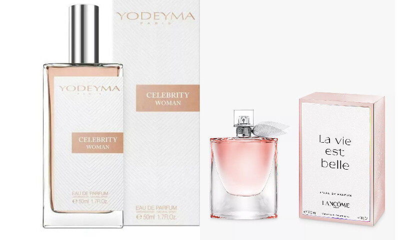 For Her - Yodeyma perfumes are similar to branded perfumes for a fraction of the price.