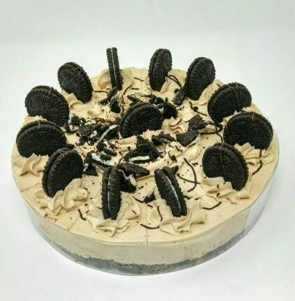 Oreo Style Cheesecake