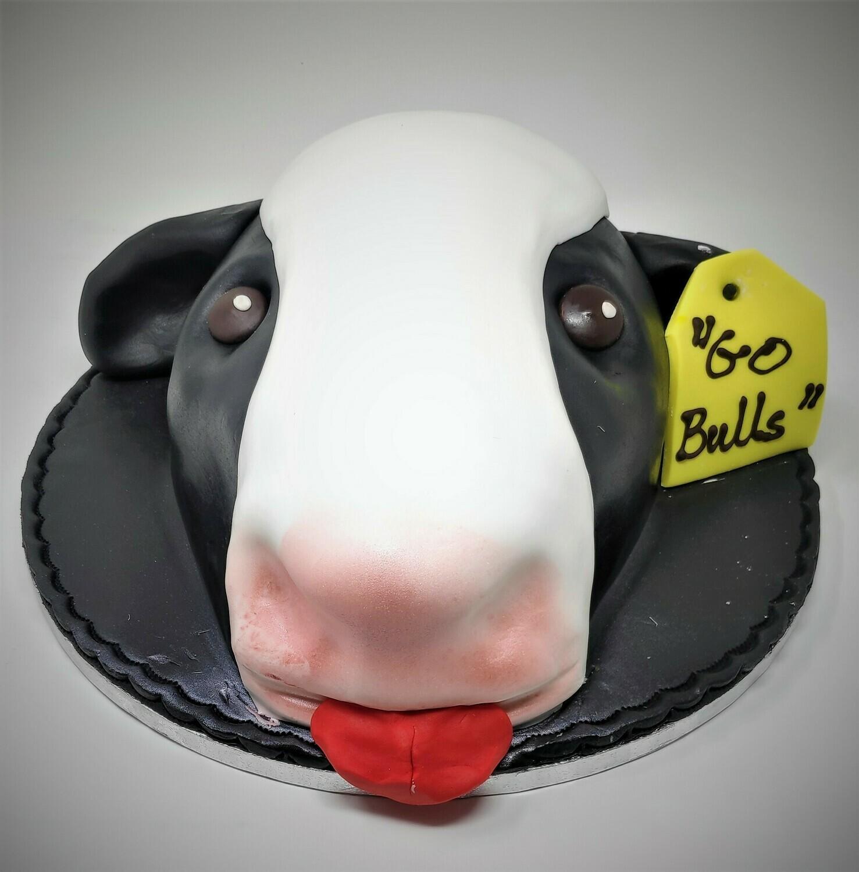 Bull Cake