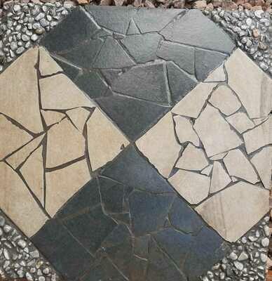 Mosaic Paver Square