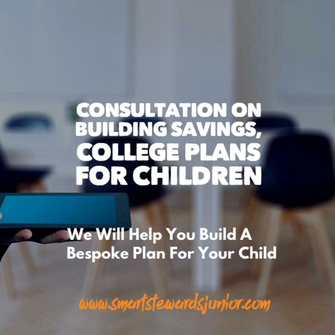 Consultation Plan For Children's Education(Per Child)