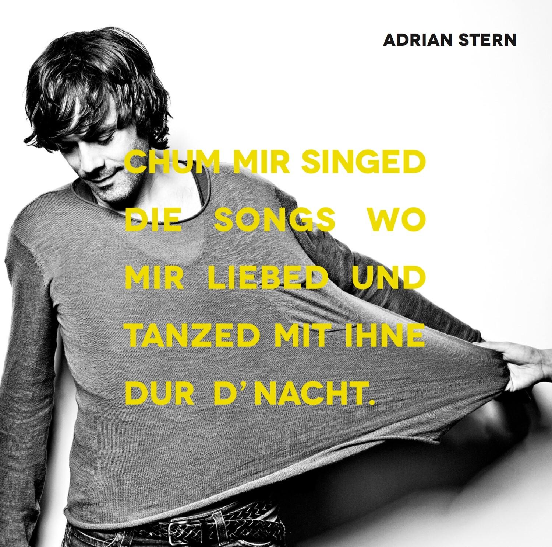 Chum mir singed die Songs wo mir liebed... (2016), signiert