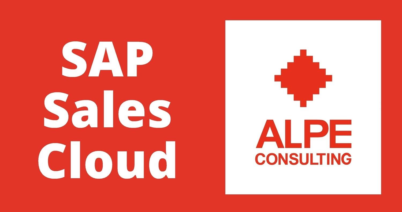 Внедрение SAP Sales Cloud. SAVED VERSION