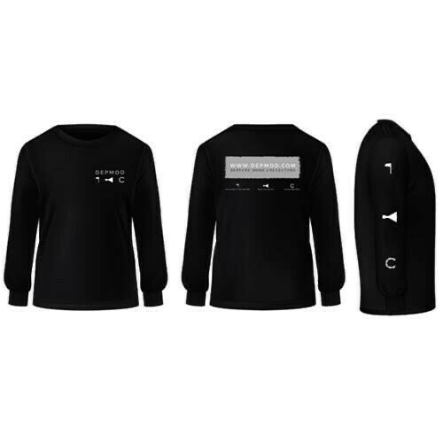 Depmod Custom Long Sleeve Shirt - Size M