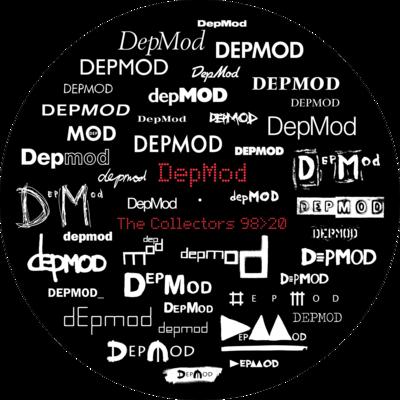 Depmod Turntable Slipmat - (Black) Edition