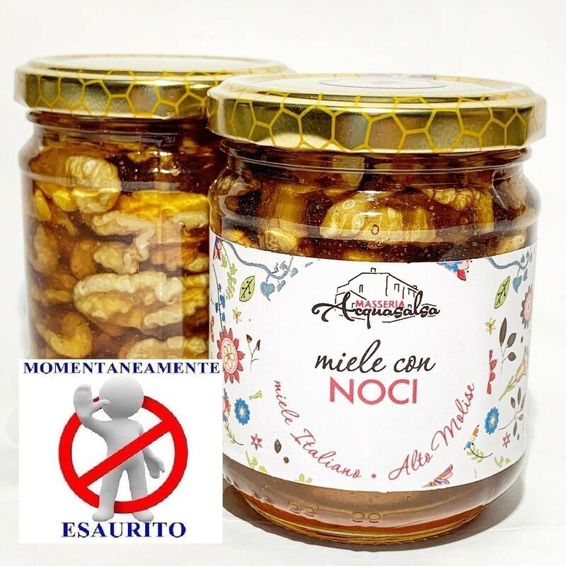Miele con Noci 250g