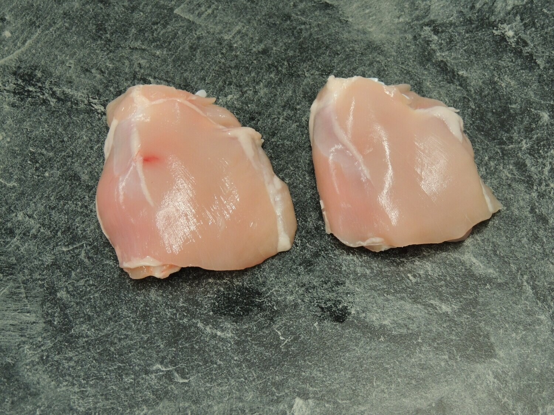 Poulet Steak ohne Haut
