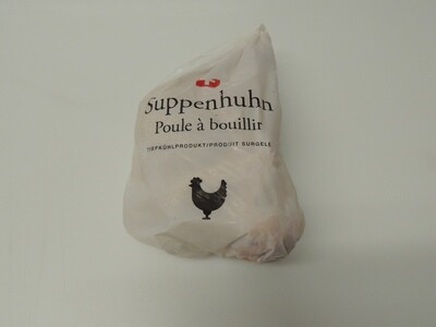 Suppenhuhn TK