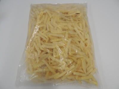Pommes Frites Karton à 10kg,  tiefgekühlt