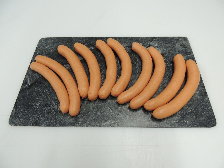 Wienerli, 5 Paar