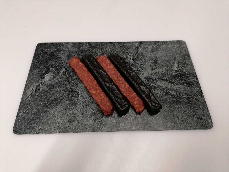 Landjäger/Bauern- schüblig, 2 Paar