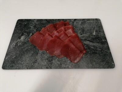 Bündnerfleisch, geschnitten