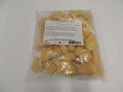 Chicken Nuggets, tiefgekühlt
