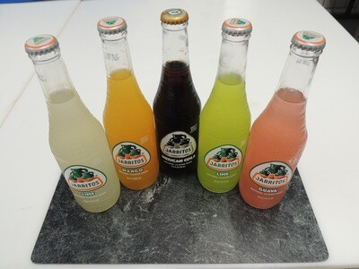 Jarritos Soda, 370ml