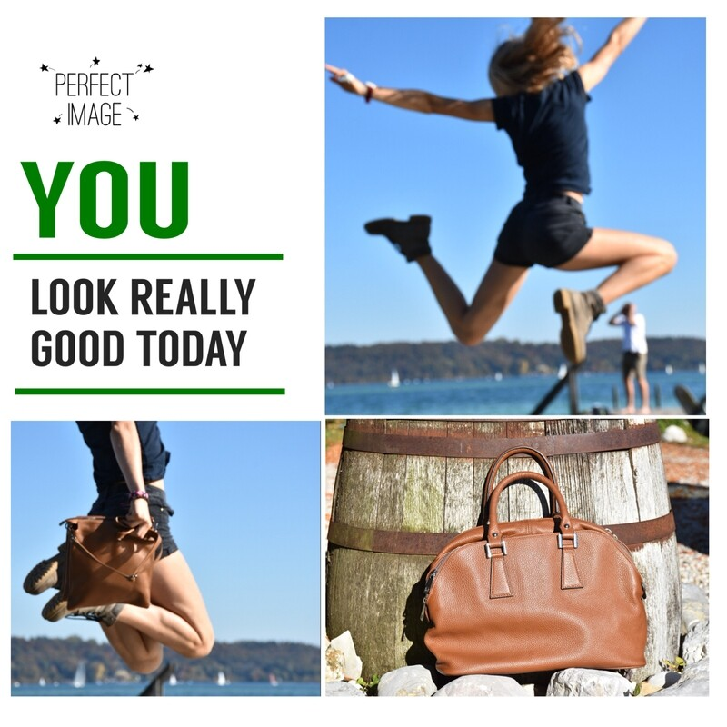 Damen Handtasche, Lady X Style