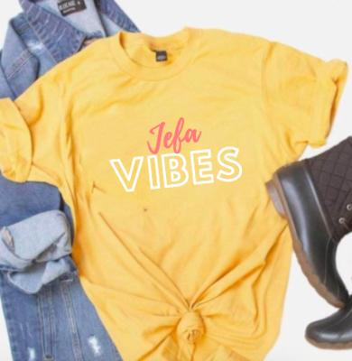 Jefa Vibes T-Shirt
