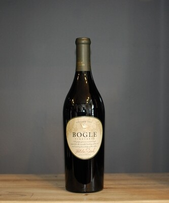 Bogle Vineyards Petite Sirah 2017