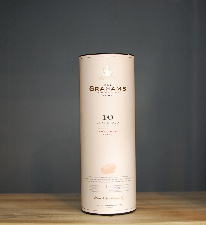 Grahams 10 Year Tawny Port