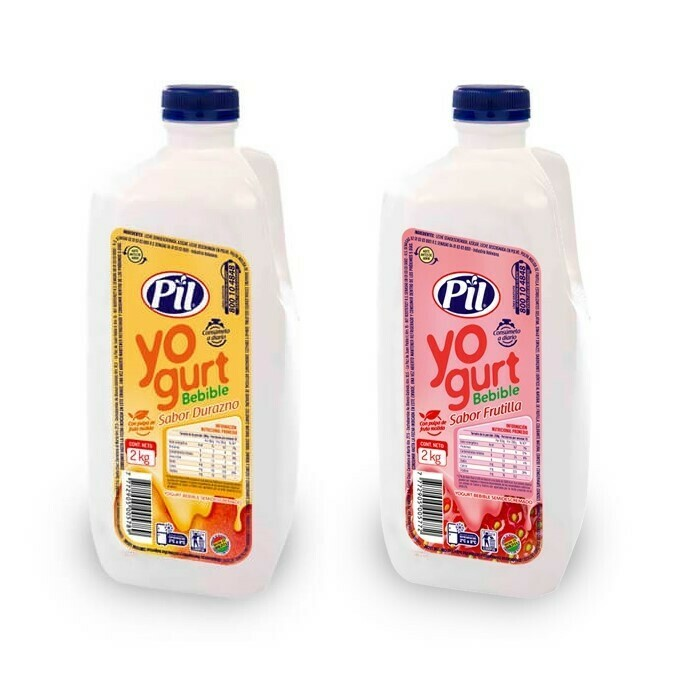 Yogurt bebible Pil bote 2 kg