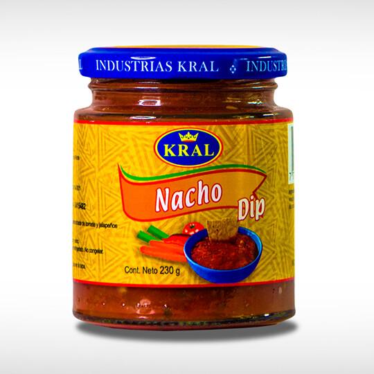 Salsa para nacho Brixy - 1 frasco de 230 gr