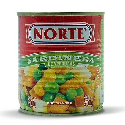 Jardinera Norte 300 gr