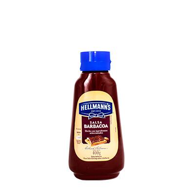 Salsa barbacoa Hellmann's 400 gr