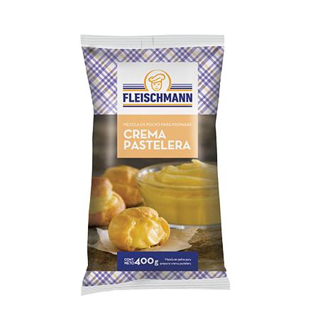 Crema pastelera Fleischmann 400 gr