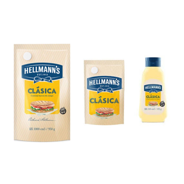 Mayonesa clásica Hellmann's