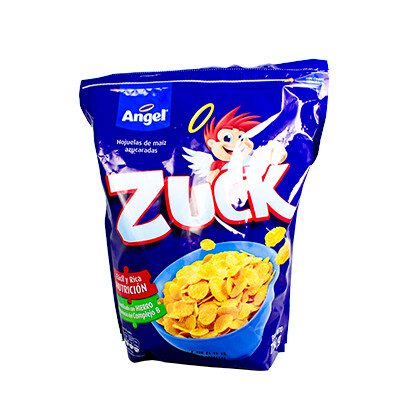 Cereal Zuck 750 gr