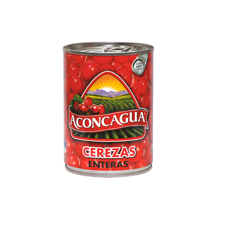 Cerezas enteras Aconcagua 590 gr