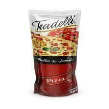 Salsa de tomate pizza Tradelli 340 gr
