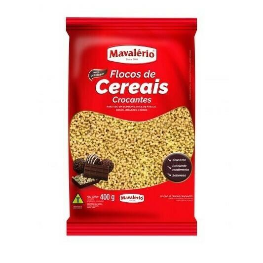 Cereales en copos crujientes Mavalerio 400 gr