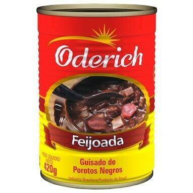 Feijoada Oderich 420 gr