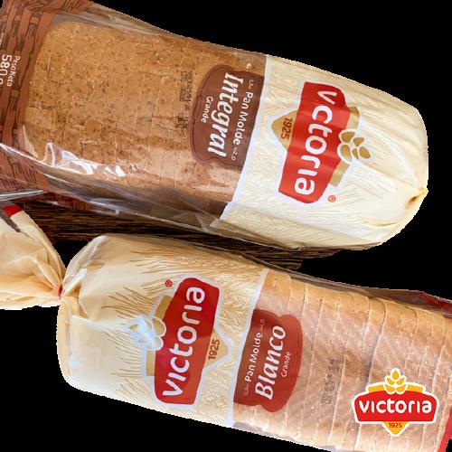 Pan molde Panadería Victoria - 1 bolsa
