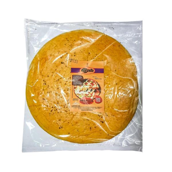 Pre pizza grande Panaderia Ceab - 1 bolsa