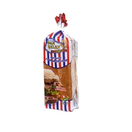 Pan molde tipo americano Panadería Belén - 1 bolsa