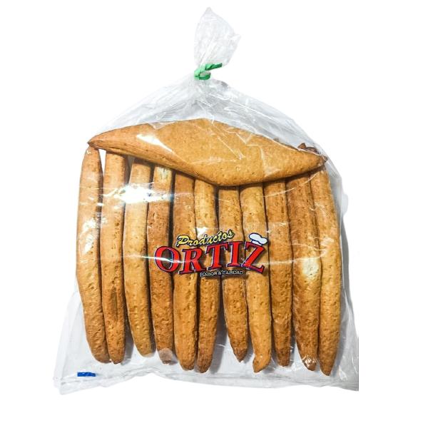 Galletas dulces Panadería Ortiz - 1 bolsa