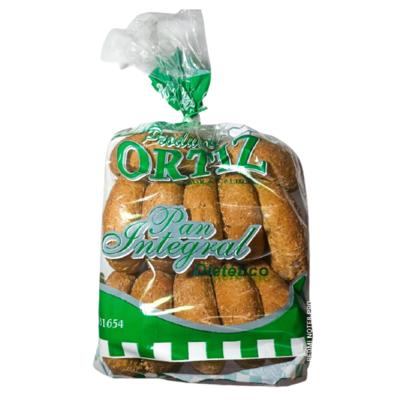 Pan integral Panadería Ortiz - 1 bolsa