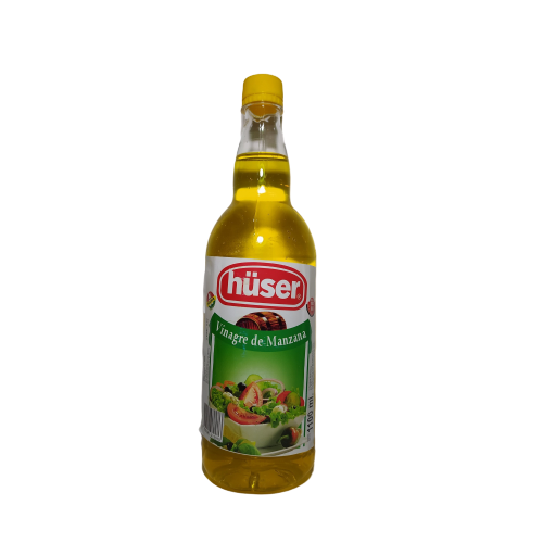 Vinagre de manzana Huser 1.100 ml