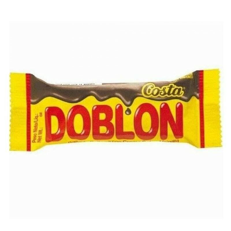 Chocolate Doblón