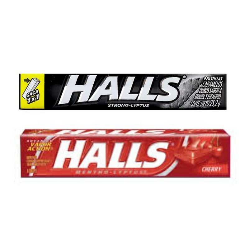 Pastilla Halls