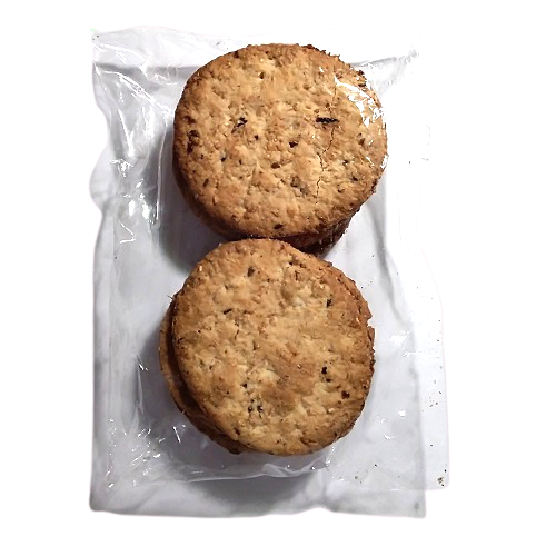 Galletas dietéticas de avena - 1 bolsa
